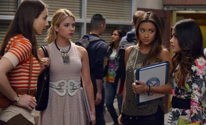 Pretty Little Liars Picture Preview: Another Day, Another Death