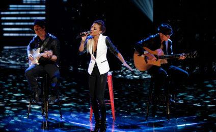 The Voice Top 10 Review: Cassadee-lightful