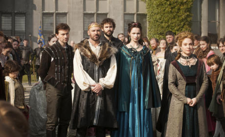 Reign Cast Members