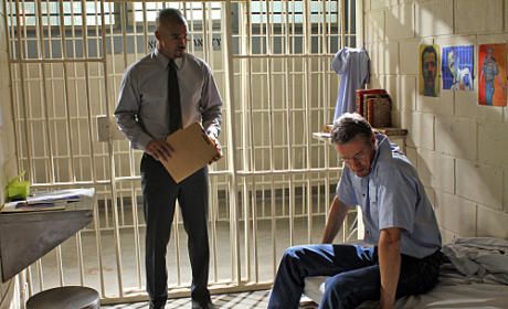 Morgan in Prison