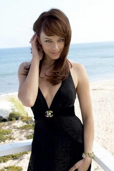 Julie Cooper of The O.C.