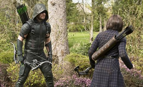 Family duel - Arrow Season 4 Episode 22