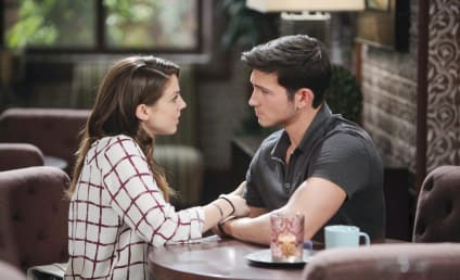 Days of Our Lives Recap: Stefano Visits Abigail