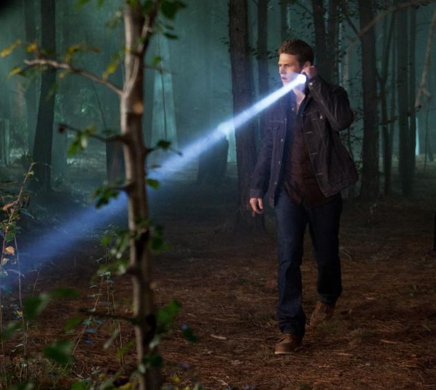 Matt in the Woods