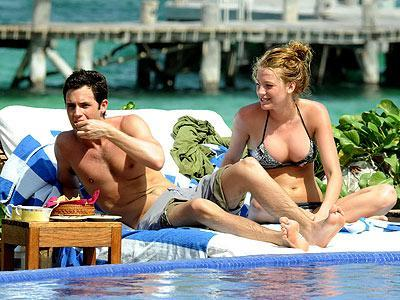 Blake Lively Bikini Picture