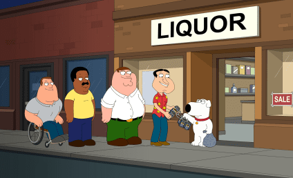 Family Guy Season 14 Episode 14 Review: Underage Peter