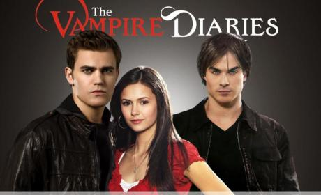 The Vampire Diaries Promotional Poster