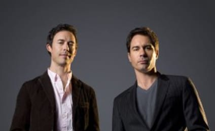 Trust Me Interviews: Tom Cavanagh and Eric McCormack