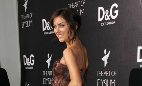 Profile of Jessica Stroup