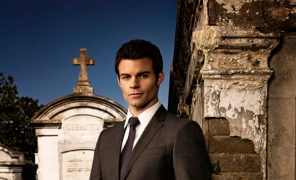 The Originals Q&A: Daniel Gillies on Being Like Obi-Wan, The Enchanment of Life and More