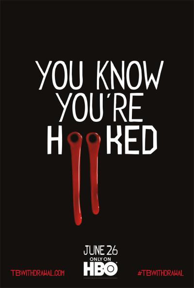 Season 4 True Blood Poster