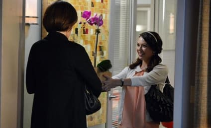Pretty Little Liars Scoop: Janel Parrish Teases Mona's Revenge, Identity of Red Coat and More!