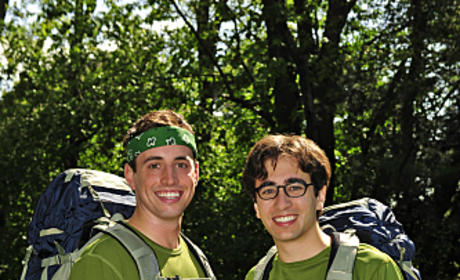 Connor Diemand-Yauman and Jonathan Schwartz