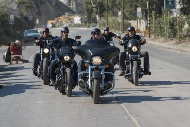 SAMCRO Rides