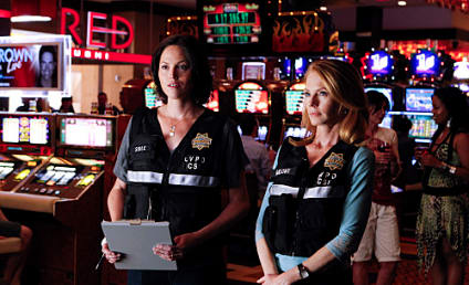 "CSI Review: Jumping the ""Pool Shark"""