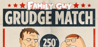 250th Episode - Family Guy