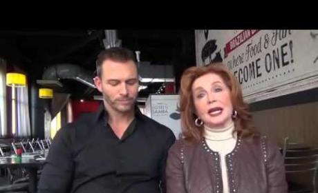Eric Martsolf and Suzanne Rogers Interview
