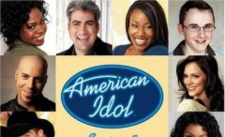 Who's Winning the American Idol Downloads Race?