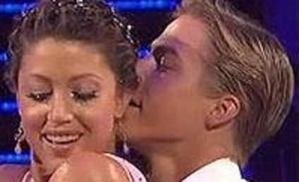 Dancing with the Stars Cast Comments on Derek Hough and Shannon Elizabeth Showmance