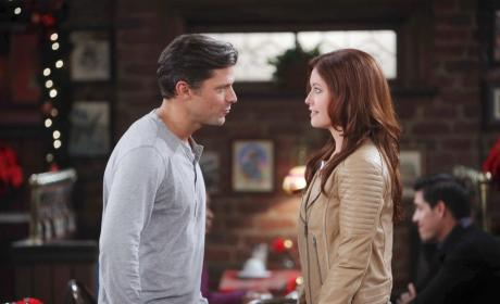 Eric and Serena - Days of Our Lives