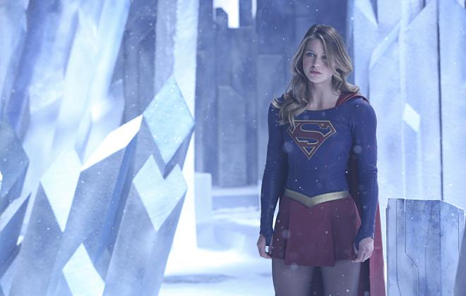 Supergirl Season 2: First Look At Superman!