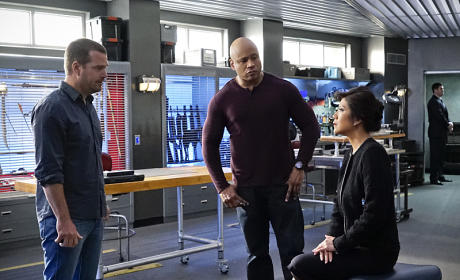 A Dangerous Mission - NCIS: Los Angeles