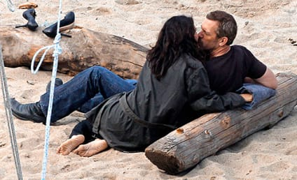 Happiness on House?!? Hugh Laurie Previews Season Seven, Huddy