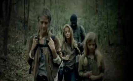 The Walking Dead Preview & Peeks: I Spy...