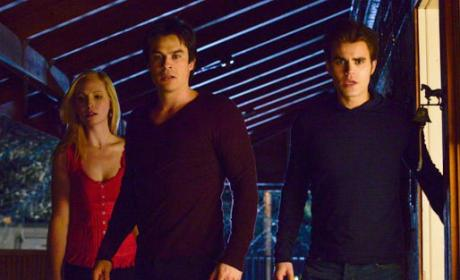 The Vampire Diaries Review: Truth or Scare