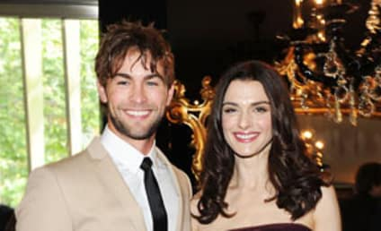 Chace Crawford Steps Out in Milan