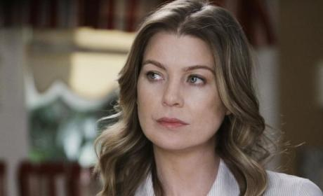 Meredith to Become the Caretaker on Grey's Anatomy