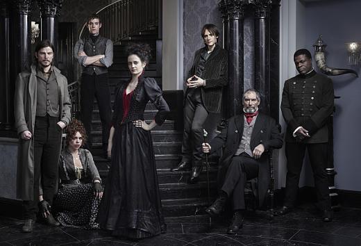 Penny Dreadful Cast Photo
