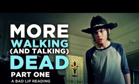 The Walking Dead: Bad Lip Reading Edition