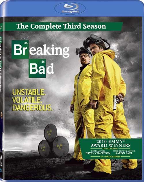 Breaking Bad Blu-ray