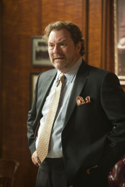 Stephen Root on Justified