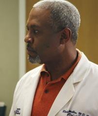 A Concerned Dr. Webber