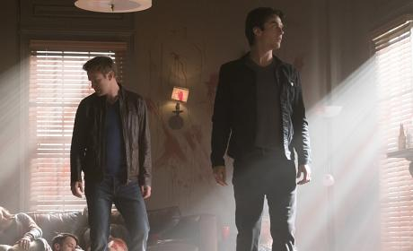 TV Ratings Report: The Vampire Diaries & The Originals Steady