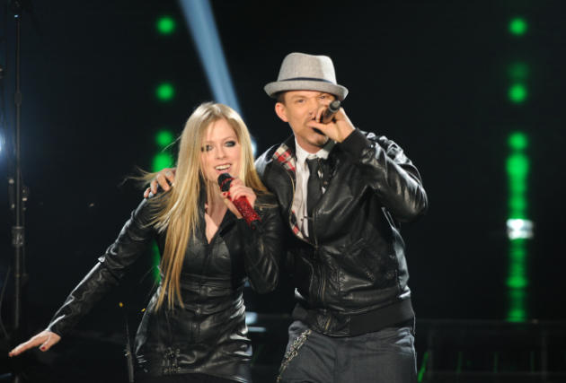 Chris Rene and Avril Lavigne