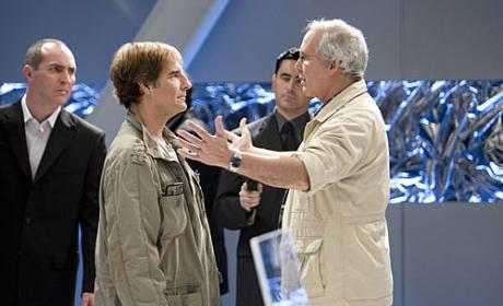 Roark and Steve