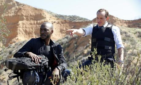 Agents of S.H.I.E.L.D. Season Finale: Reborn
