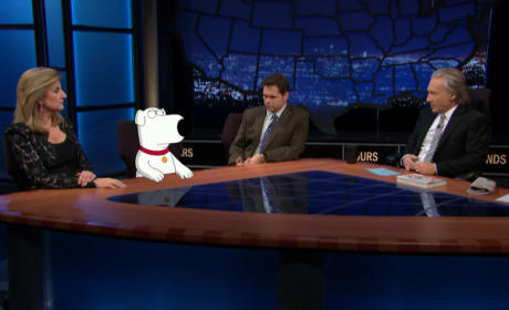 Family Guy Review: Brian vs. Bill Maher