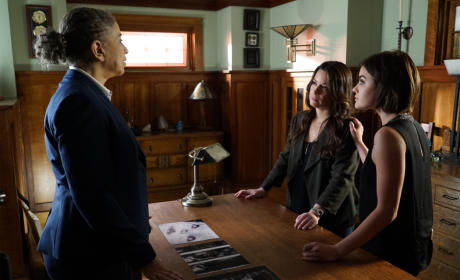Tanner Lays Her Cards On The Table - Pretty Little Liars Season 6 Episode 8