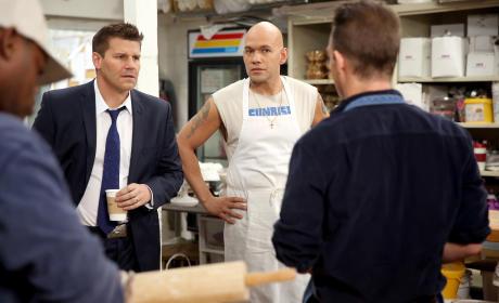 More Questioning - Bones Season 10 Episode 13