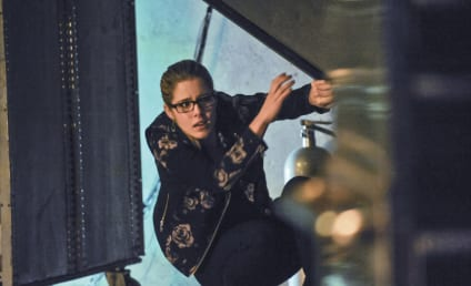 TV Ratings Report: The 100 Up, Arrow Down