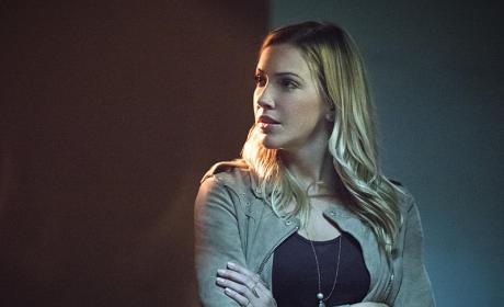 Annoyed - Arrow Season 4 Episode 4