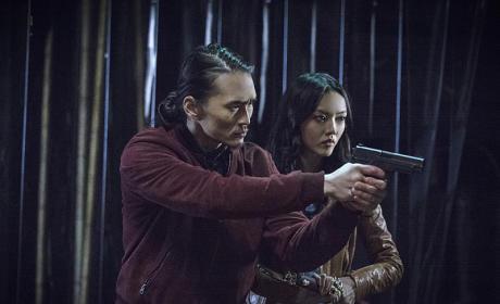 Agents - Arrow Season 3 Episode 19