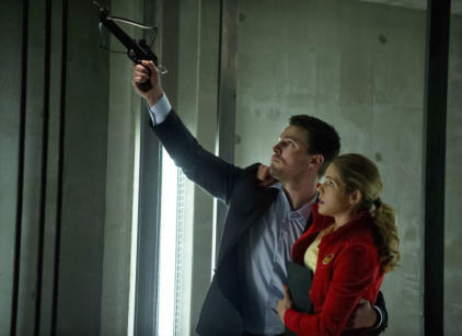 Watch Arrow Season 1 Episode 22 Online