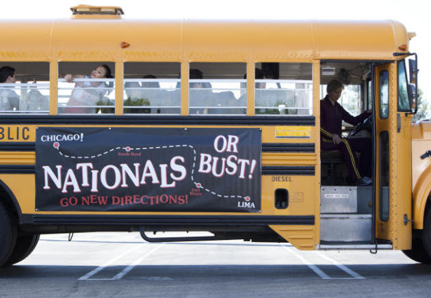 Nationals or Bust!