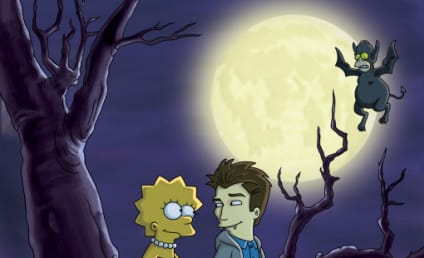 """The Simpsons Review: """"Treehouse of Horror XXI"""""""