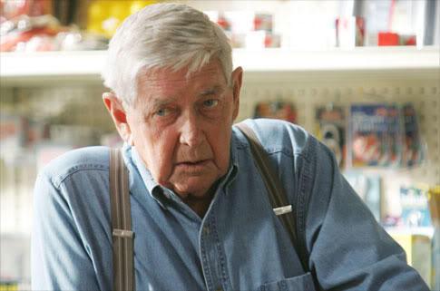 Ralph Waite on NCIS